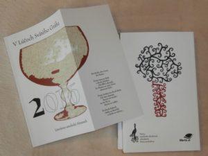 """""""V Lúčoch Svätého Grálu"""", literárno-umelecký Almanach, ročník 2 (česko-slovenská verzia)"""